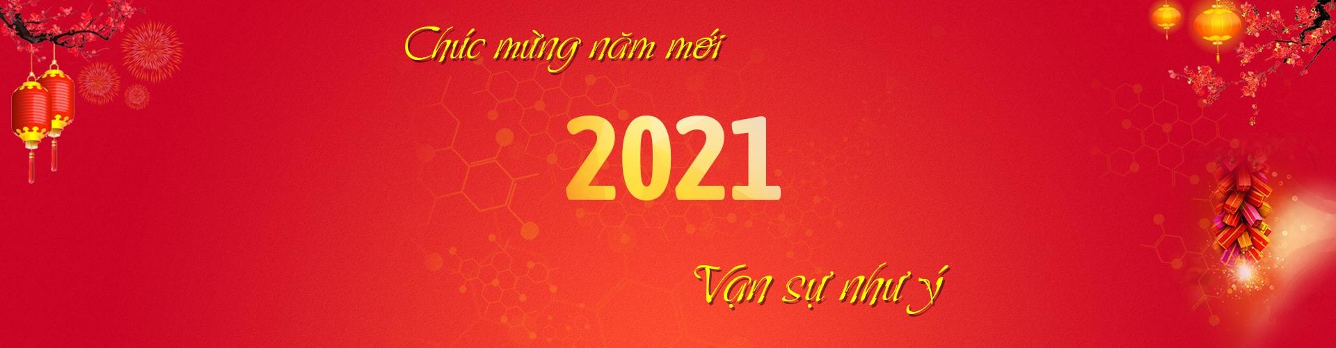 Banner xuân 2021
